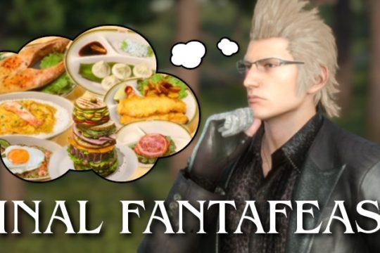 #FinalFantaFeast