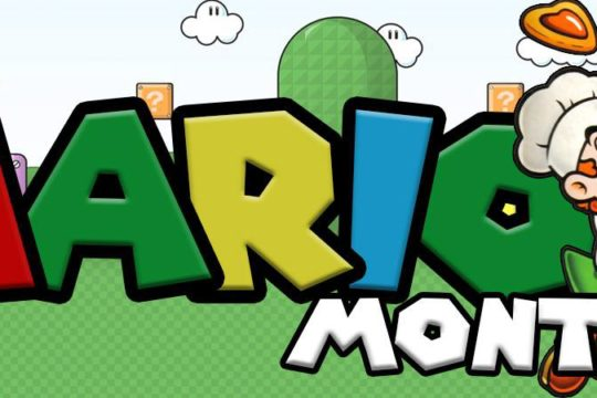 #mariomonth