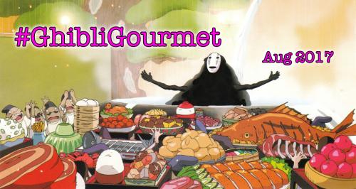 #GhibliGourmet