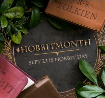 #HobbitMonth