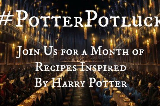 #PotterPotluck