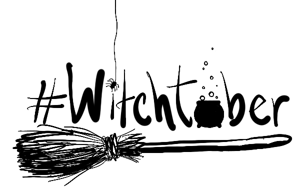 #Witchtober